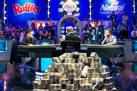 2018 World Series of Poker Broadcast ...