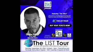 Duane Phillips added to the Instructor lineup at #TheListTour Los ...
