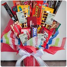 27 epic candy gift baskets to satisfy
