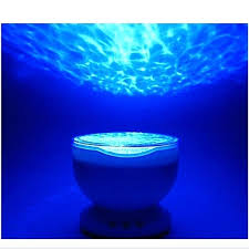 With Music Projector Light Lamp Kids For Bedroom Lights Ocean Waves Baby Night Light Projectors Lamps For Children Sleep Projector Bedroom Light Autoiq Co