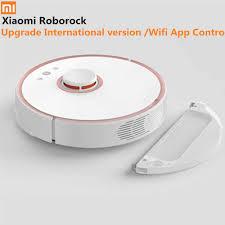 Xiaomi roborock Quốc Tế phiên bản s50 robot máy hút bụi 2 với Lau và Quét  WIFI APP Điều Khiển Robot Sạch Cho Nhà|