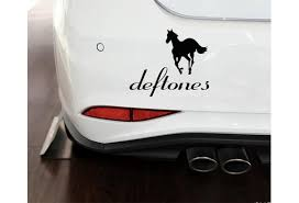 Deftones Bumper Sticker Decal Car Window Vinyl Decal Yct025 Wish