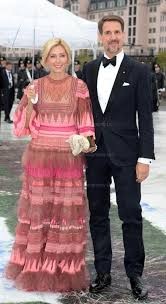 80th Birthday Celebrations of King Harald V and Queen Sonja – Day 2 | Royal  dresses, Marie chantal, Marie chantal of greece