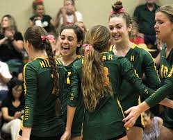 ALL JOURNAL VOLLEYBALL HONORS - Turlock Journal