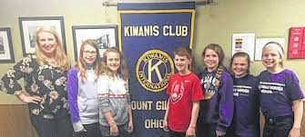 K-Kids pledge kindness, show leadership - Morrow County Sentinel