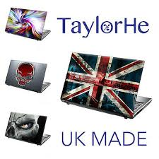 Taylorhe 15 6 Laptop Skin Cover Sticker Decal Leather Effect Ebay