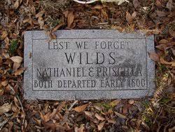 Priscilla Turner Wilds - Find A Grave Memorial