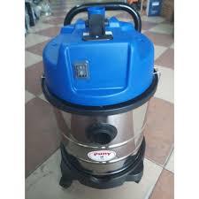 Máy hút bụi công nghiệp 20L Puny phù hợp dùng cho cả gia đình và hút bụi  oto nhà xưởng 1400w