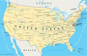 United States Map Wallpaper Posted By Zoey Walker