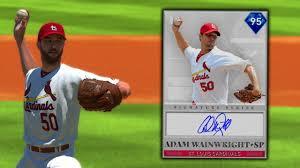 FACING 95 DIAMOND ADAM WAINWRIGHT SIGNATURE SERIES! MLB The Show ...