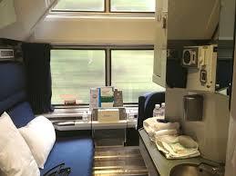 sleeping accommodations on overnight trains
