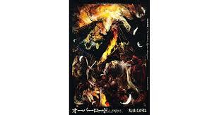 overlord light novels