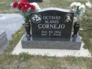 Octavio Alanis Cornejo 1984 - 2008 BillionGraves Record