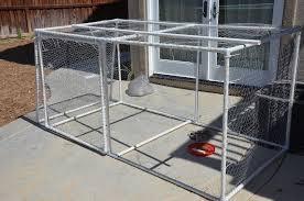 square foot garden hinged door cage