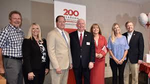 Montevallo Chamber hears Bicentennial ambassador Seales - Shelby ...