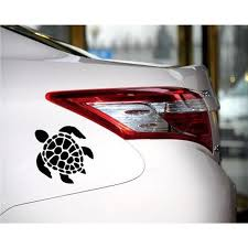 Sea Turtle Decal Sticker Beach Hawaii Sea Turtle Car Window Bumper Body Decal Sticker Buy At A Low Prices On Joom E Commerce Platform
