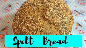 best european style spelt bread vegan