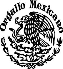 Orgullo Mexicano Mexican Eagle Vinyl Decal Sticker Etsy