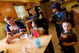 Stay-at-home fathers becoming more common | Daily Chronicle