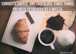 quotes about coffee and writing quotes