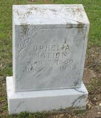 Ophelia Smith Nations (1860-1933) - Find A Grave Memorial