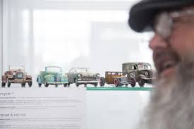 Northern Utah Scale Model Cars Cruise Into Pleasant Valley Library Entertainment Standard Net