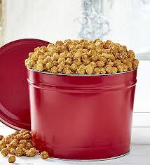 2 gallon pick a flavor popcorn tins