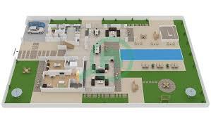 type b3 modern 6 bedroom villas