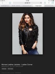 jacket black leather jacket leather