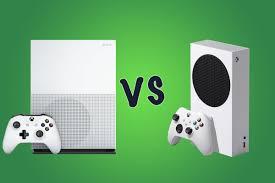 Xbox Series S vs Xbox One S: Smaller ...