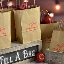 paper wedding gift bags