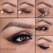 easy step by step makeup tutorials