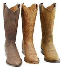 western style cowboy boots style