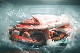Cooked frozen King Crab Legs - Chân cua ...