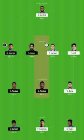 KKR vs MI IPL Dream11 Team Prediction ...