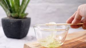 how to make aloe vera gel 8 steps