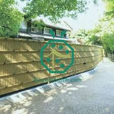 Artificial Bamboo Screening Suppliers China Plastic Bamboo Panels Manufacturer