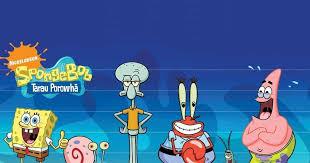 gambar kartun spongebob dan patrick squidward