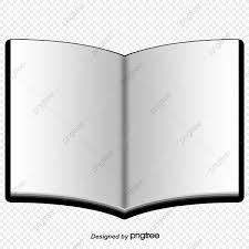 صفحة كتاب بيضاء تصميم ناقلات المواد كتاب كتب فارغة من الكتب Png