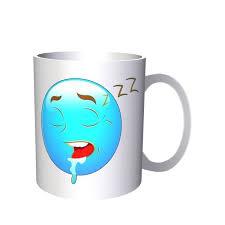 33 cl te smiley sleeping zzz face