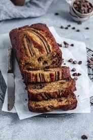 chocolate chip banana bread broma bakery