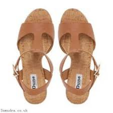 leather sandal high heel sandals