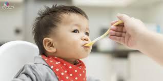 Bé 6 tháng tuổi ăn dặm mấy bữa một ngày là tốt nhất? - Làm mẹ