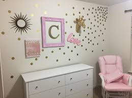 Amazon Com Gold Wall Decal Dots 200 Decals Easy Peel Stick Safe On Walls Paint Removable Met Wall Decor Bedroom Kitchen Wall Decals Gold Wall Decals