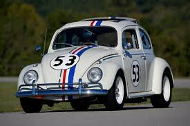Herbie The Love Bug Volkswagen Beetle 53 Kit Set Decal Stickers Vinyl 221 Ebay