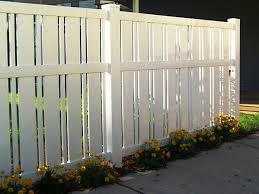 Vinyl Semi Private Fencing Products Phillips Outdoors La Crosse Wi