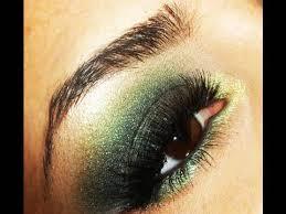 green witch eye makeup saubhaya makeup