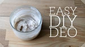 natural zero waste deodorant recipe