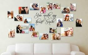 Family Wall Decal You Make My Heart Smile Wall Decal Vinyl Etsy