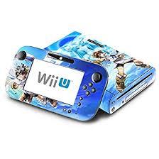 Kid Icarus Uprising Decorative Decal Cover Skin For Nintendo Wii U Console And Gamepad Tmndrmnr 36